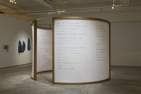 Sewing Fields - Hou I-Ting Solo Exhibition