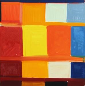 Stanley Whitney: Dance the Orange