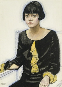 Portrait of Sari Patton