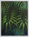 Emily Ludwig Shaffer, Two Ferns, 2017. Courtesy of the artist.