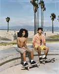 Danielle Levitt, Julian 18, and Lance 20, Venice, California, 2008. Courtesy of the artist.