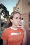 Ed Templeton, from his series Teenage Smokers, 1994-2015. Courtesy of the artist and Roberts & Tilton, Los Angeles, California.