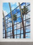 Emily Ludwig Shaffer, I see three palms, 2016. Courtesy of the artist.