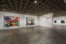 """Installation view of """"Kerry James Marshall: Mastry"""" at the Met Breuer, 2016. Photo © The Metropolitan Museum of Art."""