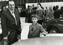 Gabriele & Helmut Nothelfer (*1945), Autoausstellung in Berlin, ca. 1978. © Gabriele & Helmut Nothhelfer, Courtesy Kicken Berlin.