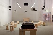 Installation view of the Albania Pavilion at the 15th International Architecture Exhibition - La Biennale di Venezia 2016. Photo courtesy of the Albania Pavilion.