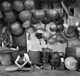 Fan Ho,Woks, 1964. Image courtesy of Blue Lotus Gallery.