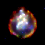 Chandra Reveals Rich Oxygen Supply. Photo via NASA.