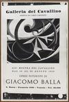 Goran Trbuljak, Solo show at Galleria del Cavallino, Venice, 1977. Courtesy of the artist, P420, Bologna, and Galerija Gregor Podnar, Berlin.