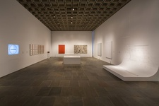 """Installation view of """"Unfinished: Thoughts Left Visible"""" at Met/Breuer, New York (2016). Photo © The Metropolitan Museum of Art."""