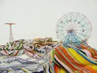 Takahiro Iwasaki, Out of Disorder (Coney Island), 2012. ©Takahiro Iwasaki, Courtesy of URANO