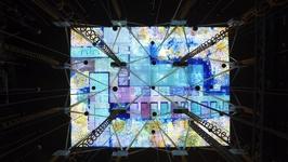 Installation view of the Ireland Pavilion at the 15th International Architecture Exhibition - La Biennale di Venezia 2016. Photo courtesy of the Ireland Pavilion.© Riccardo Tosetto