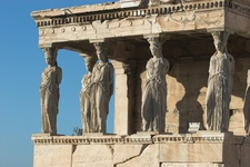 Porch of the Maidens (south porch), Erechtheion