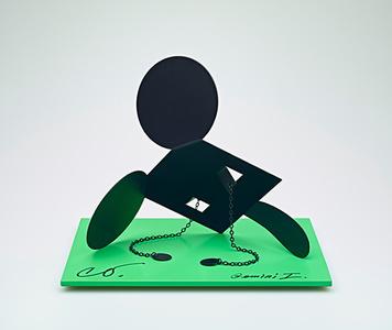 Geometric Mouse Scale E, desktop