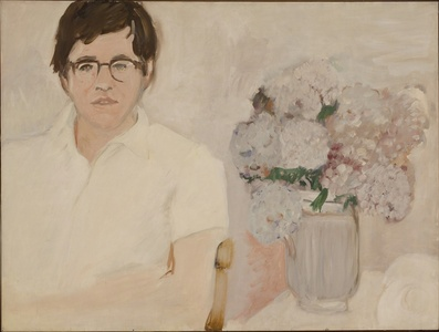 Portrait of Kenneth Koch