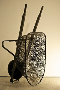 Untitled (Wheelbarrow)