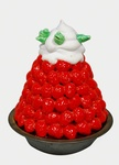 Strawberries and Cream and Frogs
