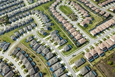 A planned community in Orlando, Florida