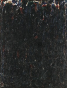 Untitled (Black Clouds)