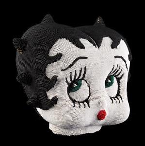 White Betty Boop Head