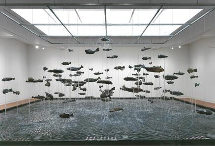One Hundred Fish Fountain