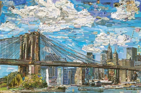 Brooklyn Bridge (Postcards from Nowhere)