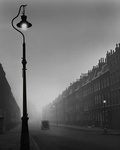 London, Lonely Street with Car, London (no. 1208)