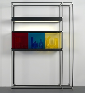 Chromatic Modernism (Red, Blue, Yellow)