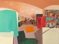 Lobby Abstract