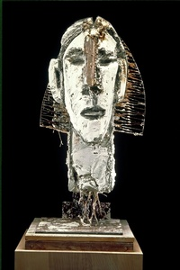 Female Head - R.P.