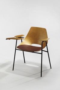 Chair with Desk Tablette