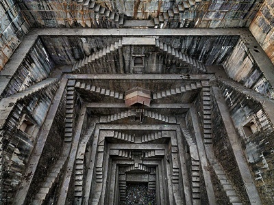 Edward Burtynsky's photographs