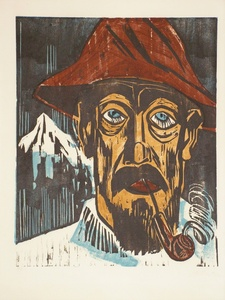 Rauchender Schweitzer, Smoking Diary Man