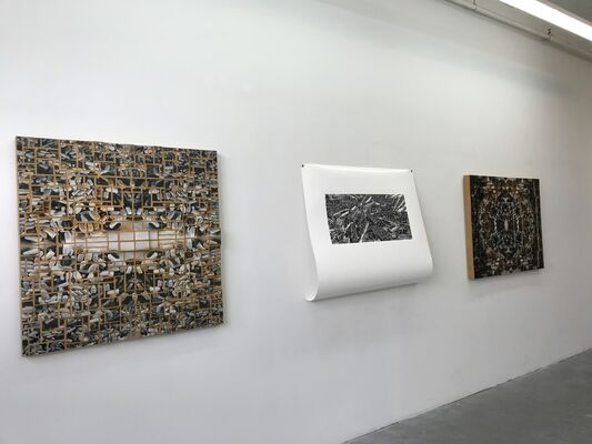 Tulu Bayar: Cans, Pills & Bullets, installation view