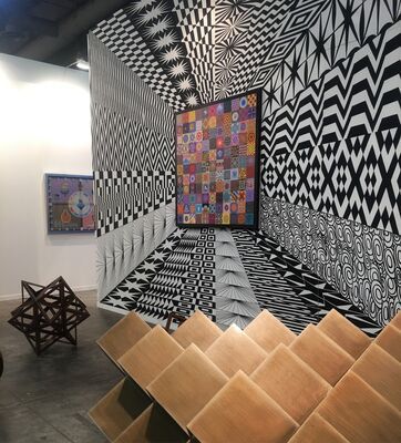 MAIA Contemporary at ZⓈONAMACO 2019, installation view