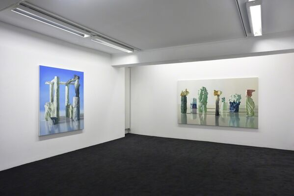 Maude MARIS   Foyer, installation view