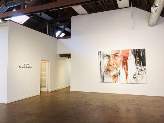 Margarita Chaplinska: Aloft, installation view