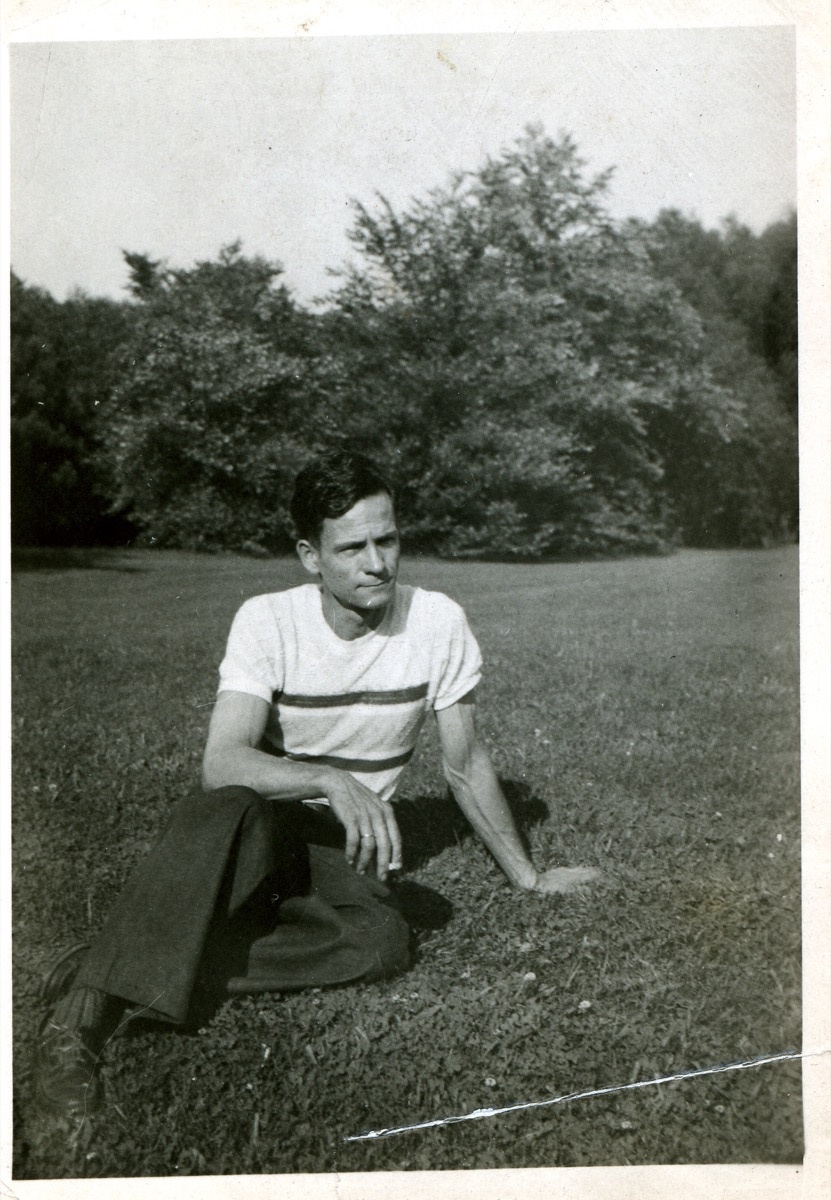 Portrait courtesy of the artist.