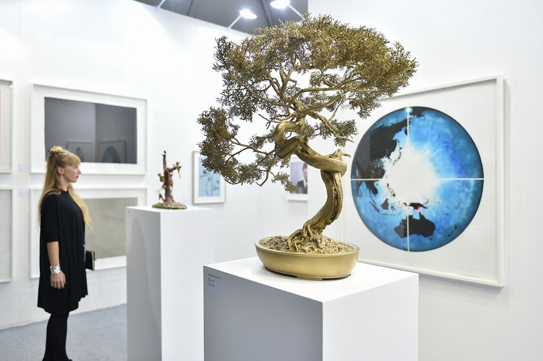 Art Central Hong Kong 2015. Photo: Courtesy Art Central.