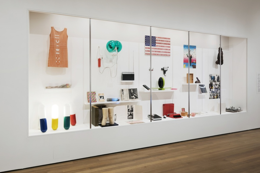 Claes Oldenburg, London Knees. The Museum of Modern Art, New York, March 26, 2016–March 12, 2017. © 2016 The Museum of Modern Art. Photo by Martin Seck.