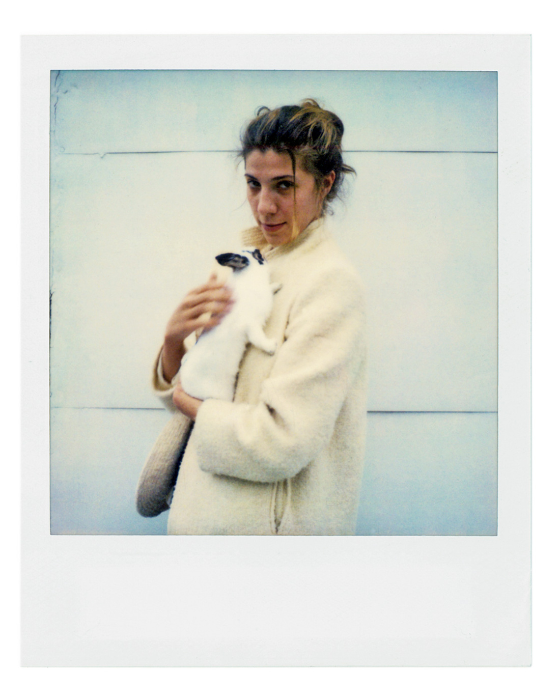 Ryan McGinley, Agathe, 2000. Courtesy of the artist and Team Gallery.