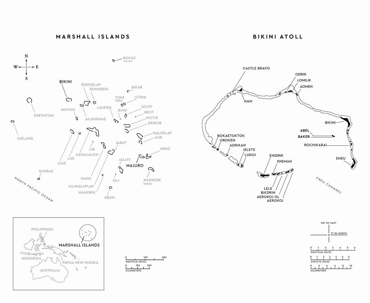 Map by Bijan Dawallu.