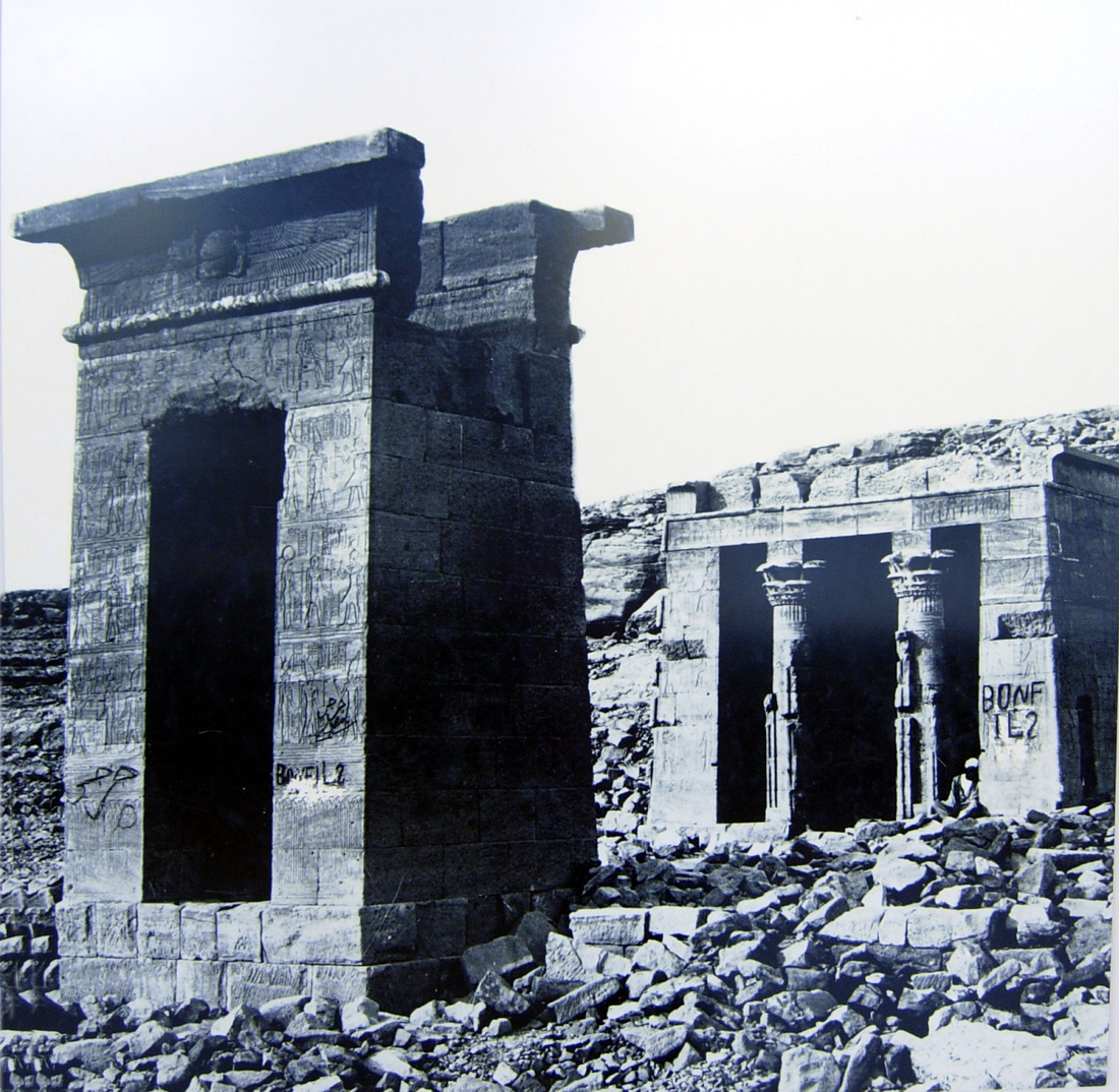 Image of The Temple of Dendur. Courtesy of the Metropolitan Museum of Art.
