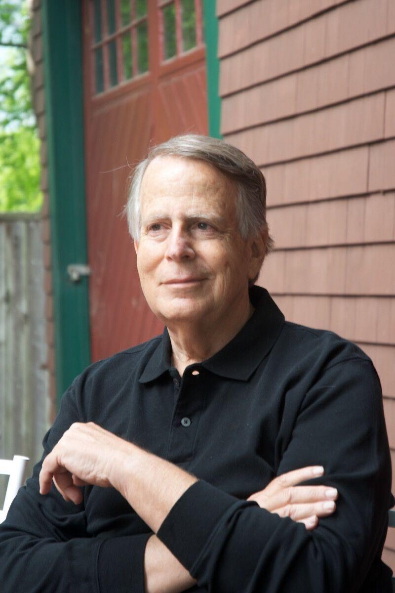 Portrait of Richard Balzer. Courtesy of Richard Balzer.