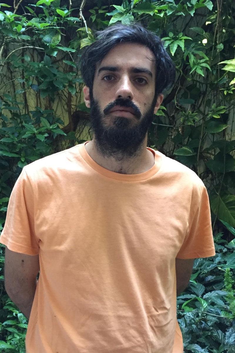 Portrait of Javier Villa. Courtesy of Javier Villa.
