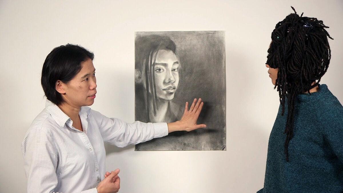 Art Prof video still. Courtesy of Art Prof and Alex Hart.