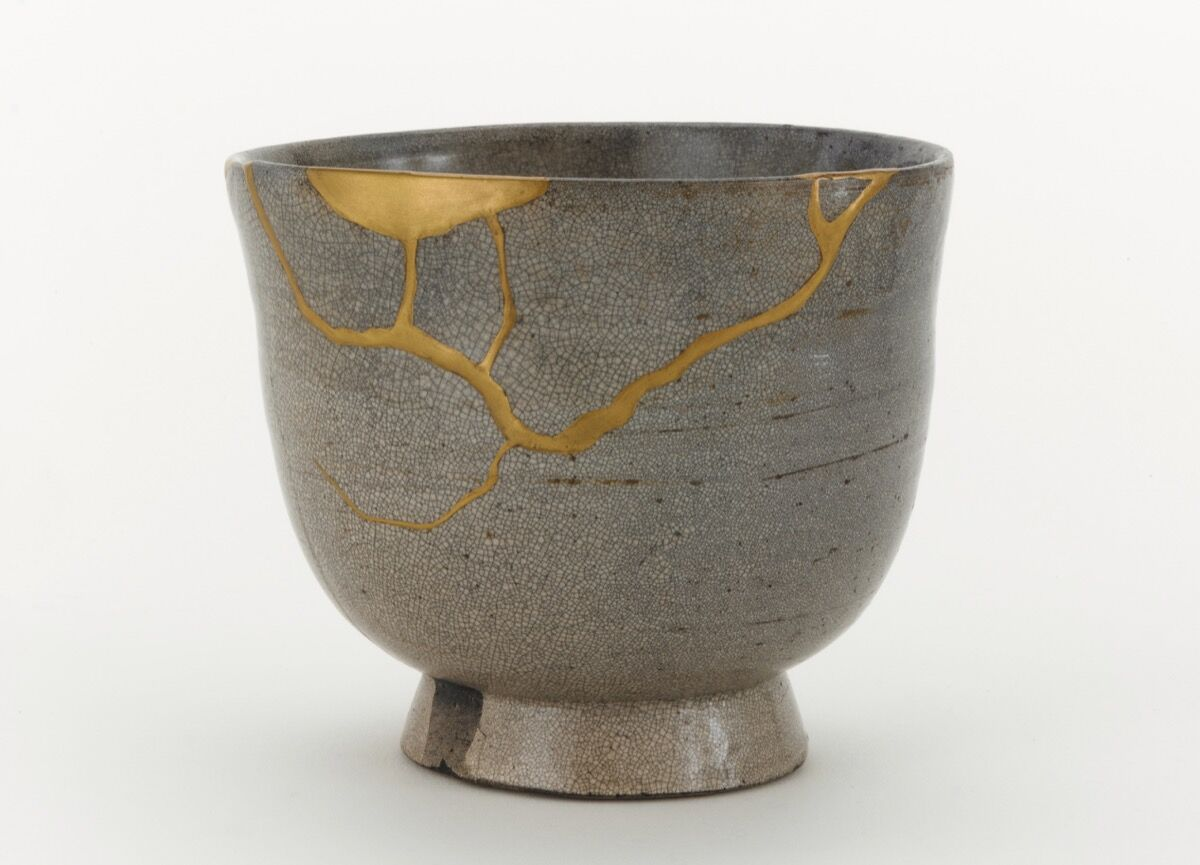 Tea bowl, White Satsuma ware, Japan, Edo period, 17th century. Courtesy of Freer|Sackler, Smithsonian.