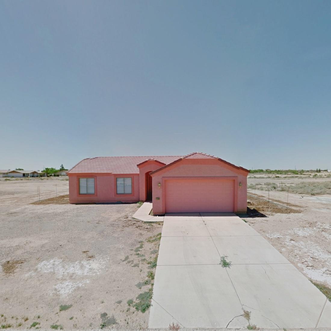 Arizona City, Arizona, United States. Photograph by Jacqui Kenny via Google Street View.
