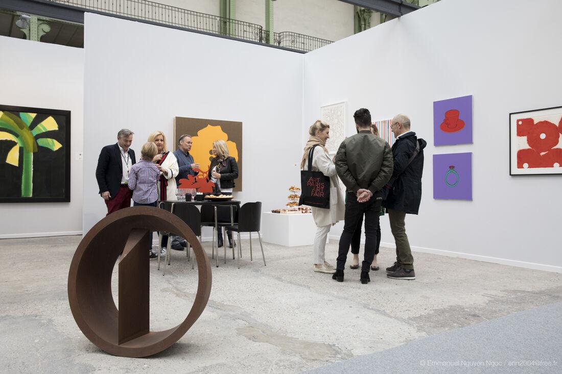 Courtesy of Art Paris Art Fair