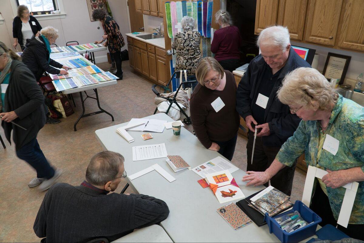 Courtesy of Grafton County Senior Citizens Council Multimedia Program, New Hampshire, and Aroha Philanthropies Seeding Vitality Arts U.S. Initiative.